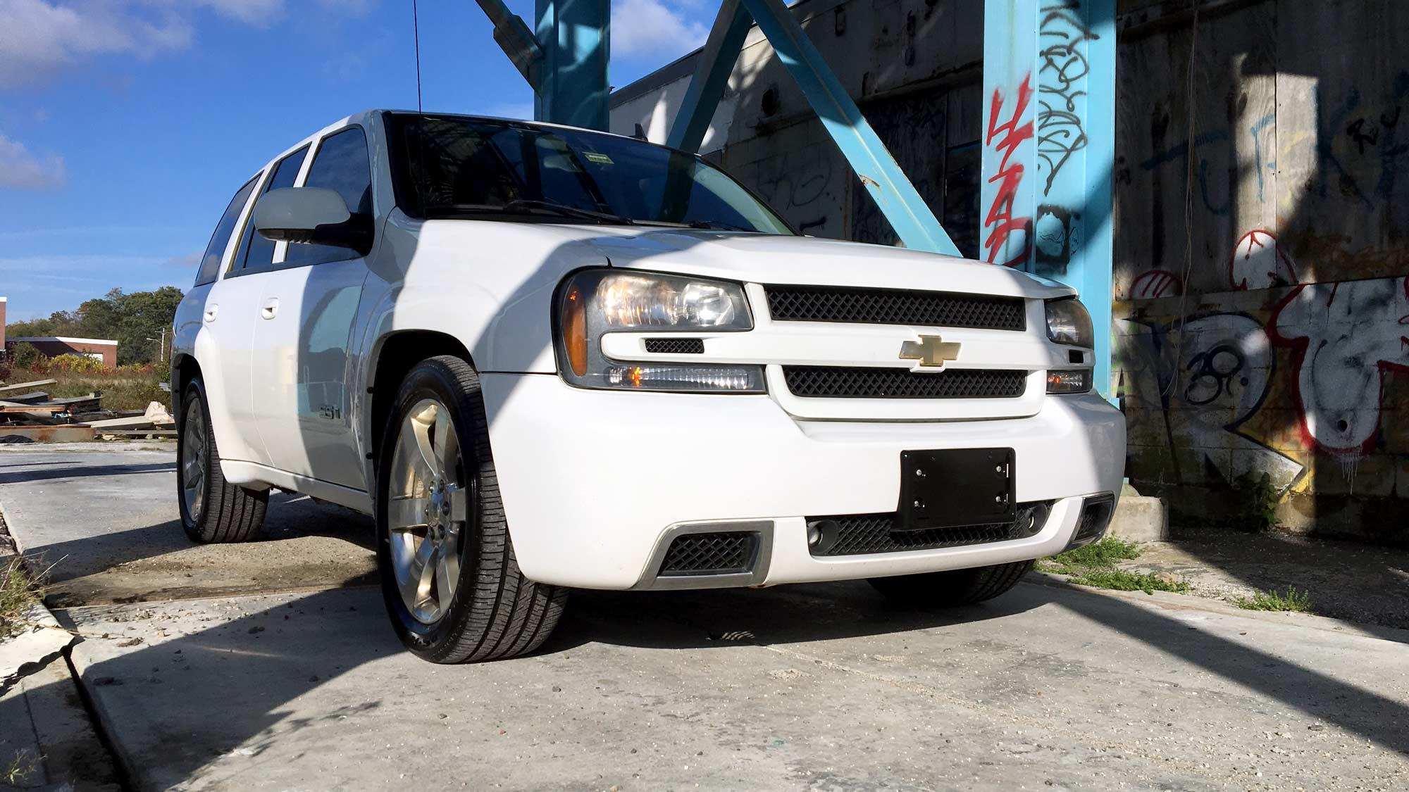 Now Live: 2008 Chevrolet Trailblazer SS (3SS) - NICANORTH