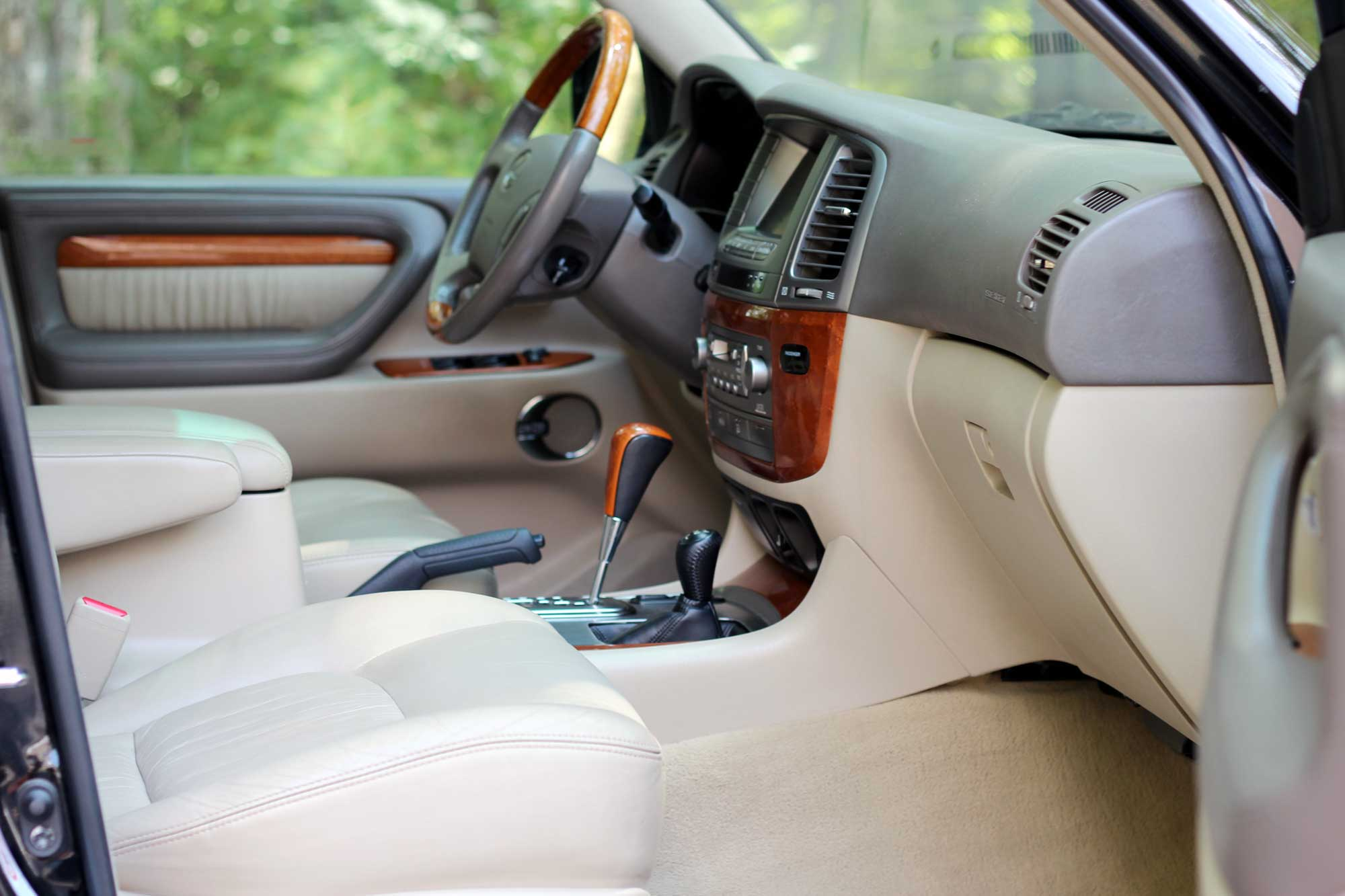 2006 Lexus LX470 - SOLD - NICANORTH