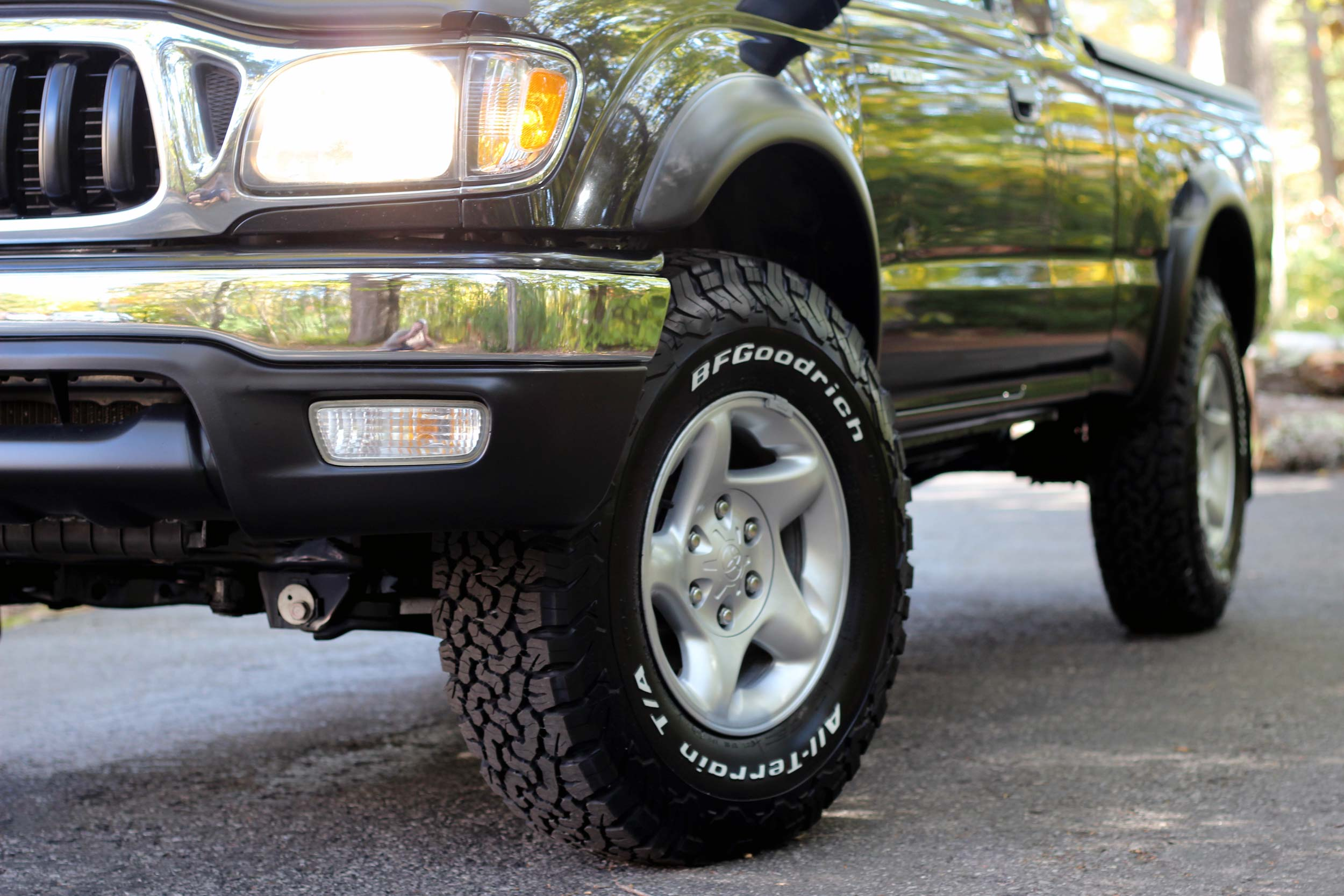 2004 Toyota Tacoma Limited TRD V6 - SOLD - NICANORTH