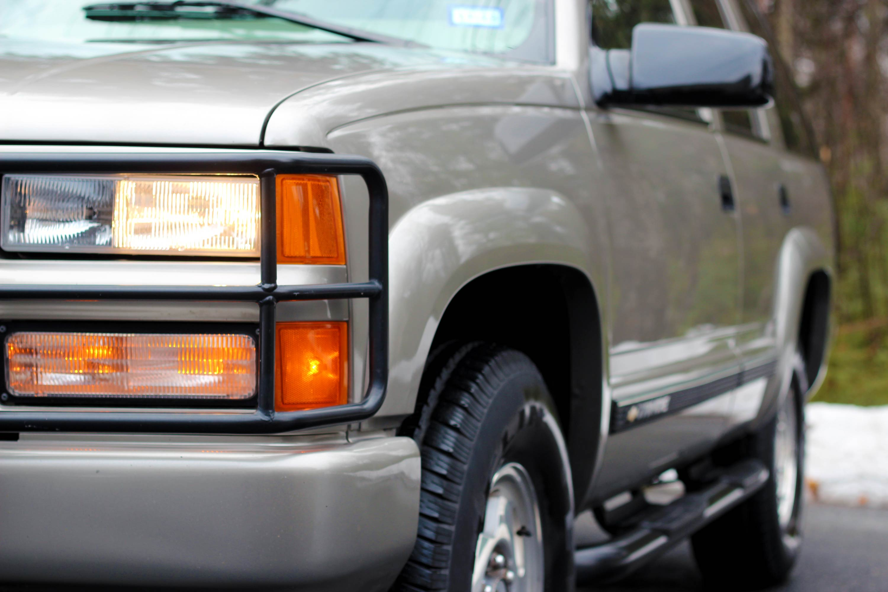 2000 Chevrolet Tahoe Z71 4x4 Special Edition - SOLD - NICANORTH